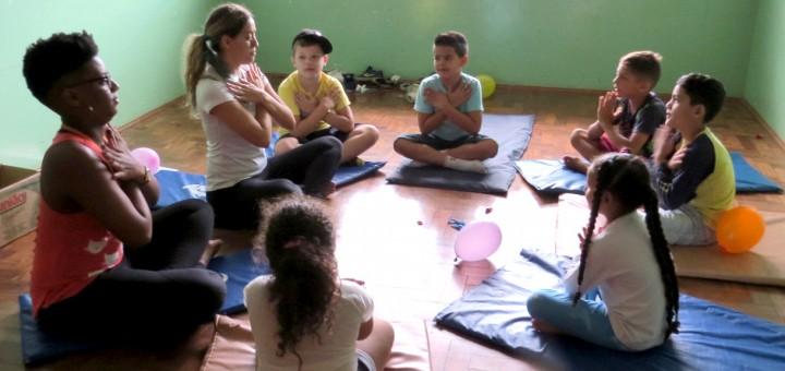 recraçao e ioga